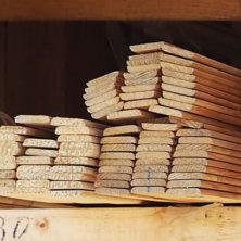 Раскладка деревянная декоративная